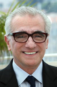 Martin Scorsese at Cannes 2007.