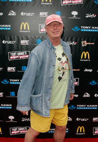 Tony Scott at the Stand Up For Skate Parks To Benefit The Tony Hawk Foundation in California.