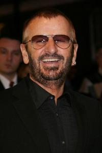 Ringo Starr at the Linda McCartney Photographs - Private View.