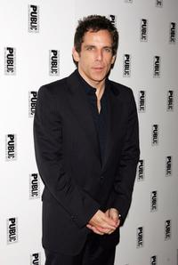 Ben Stiller at the after party of