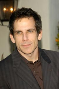 Ben Stiller at the Vintage Hollywood Third Annual Wine Tasting to benefit Caring for Children and Families with AIDS.