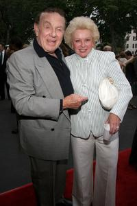 Jack Carter and his wife Roxanne at the