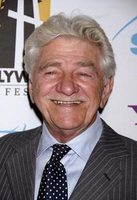 Seymour Cassel at the 11th Annual Hollywood Awards.