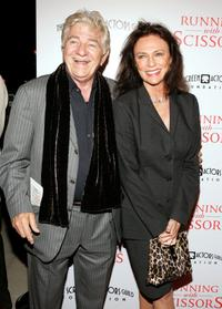 Seymour Cassel and Jacqueline Bisset at the world premiere of