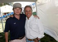 Billy Bush and Henry Winkler at the
