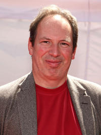 Hans Zimmer at the premiere of