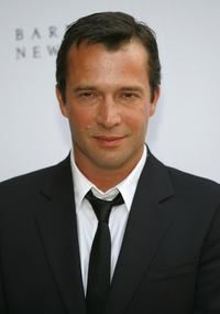 James Purefoy at the cocktail reception to celebrate the DVD release of
