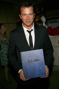 James Purefoy at the DVD release of