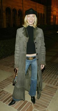 Laurie Holden at the