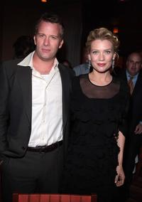 Thomas Jane and Laurie Holden at the after party of the premiere of