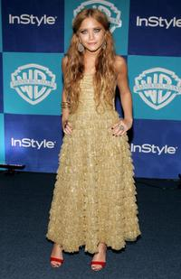 Mary-Kate Olsen at the Warner Bros./InStyle Golden Globe after party.
