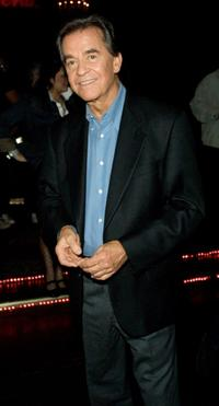Dick Clark at the American Music Awards Presents The Coca-Cola New Music Award.