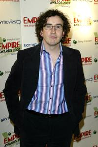 Steve Coogan at the Eighth Annual Empire Awards.