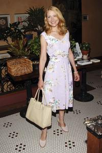 Patricia Clarkson at the opening night celebration for