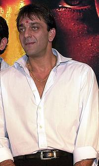 Sanjay Dutt at the premiere of