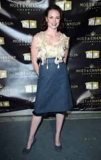 Sprague Grayden at the VH1 and Moet Chandon's kick off the new season of Fabulous Life.