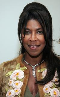 Natalie Cole at the DeGrisogono Pre Award Viewing of