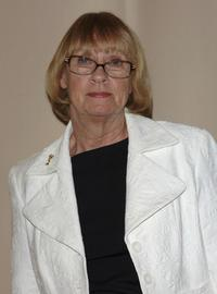 Kathryn Joosten at the Academy of Television Arts & Sciences Writers' Peer Group Emmy Nominee Reception.