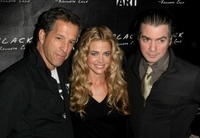 Designer Kenneth Cole, Denise Richards and Kevin Corrigan at the 2009 Sundance Film Festival.