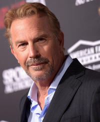 Kevin Costner at the California premiere of