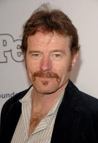 Bryan Cranston at the AmberWatch Foundation (AWF) Launch Party.