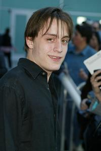 Kieran Culkin at the premiere of