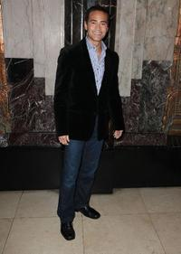 Mark Dacascos at the opening night of