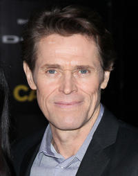Willem Dafoe at the California premiere of