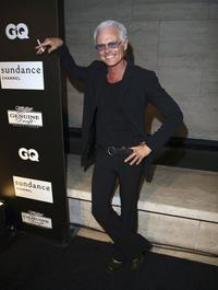 Michael Des Barres at the Sundance Channel, GQ Magazine and Miller Genuine Draft celebrating the launch of