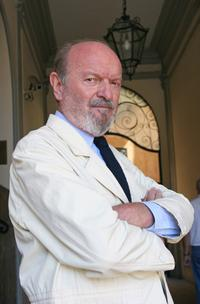 Omero Antonutti at the photocall of