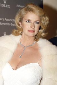 Donna Dixon at the 19th Annual Rita Hayworth Gala.