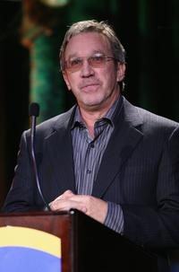 Tim Allen at the Big Brothers Big Sisters Rising Stars Awards.