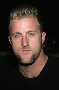 Scott Caan at the premiere of
