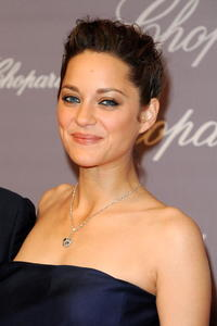 Marion Cotillard at the Chopard Trophy during the 62nd Annual Cannes Film Festival.