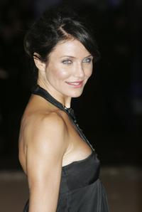 Cameron Diaz at the UK premiere of