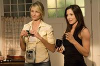 Cameron Diaz as Sara and Heather Wahlquist as Aunt Kelly in