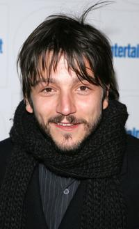 Diego Luna at the launch of Sixdegrees.org during the 2007 Sundance Film Festival.