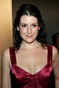 Melanie Lynskey at the Saja Spring 2006 show during the Mercedes-Benz Fashion Week.