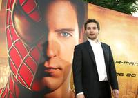 Tobey Maguire at the LA premiere of