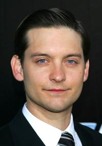 Tobey Maguire at the 2007 Tribeca Film Festival premiere of