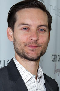 Tobey Maguire at the Hollywood premiere of
