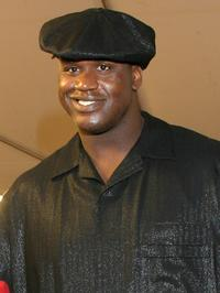 Shaquille O'Neal at the premiere of