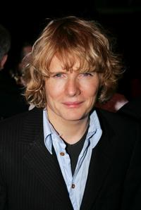 Julian Rhind-Tutt at the after show party of the British Comedy Awards 2005.