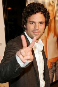 Mark Ruffalo at the premiere of
