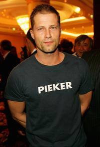 Til Schweiger at the Movie Meets Media as part of the 58th Berlinale Film Festival.