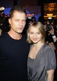Til Schweiger and Anna-Marie Muehe at the 59th Berlin Film Festival.