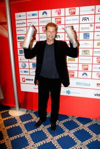 Til Schweiger at the Video Night 2008.