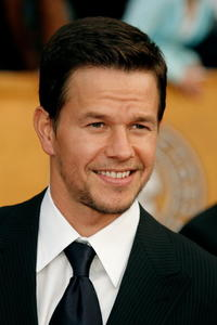 Mark Wahlberg at the 13th Annual Screen Actors Guild Awards in L.A.