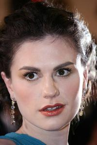 Anna Paquin at the premiere of