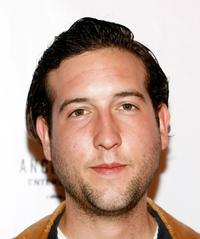 Christopher Marquette at the screening of